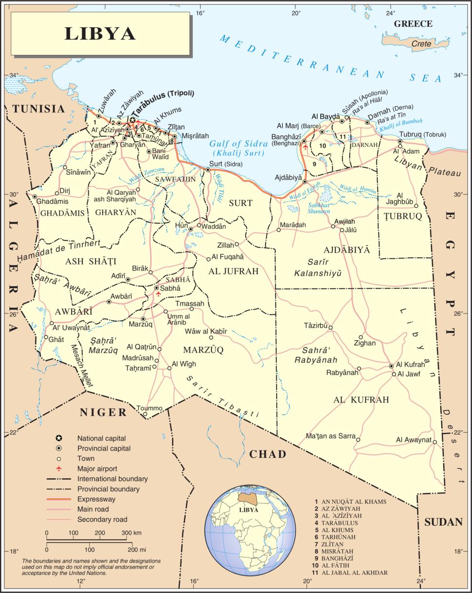 Un-libya