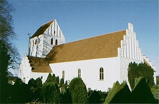 Undløse Church Church in Undløse, Denmark
