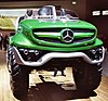 Unimog design study on the basis of Unimog 5000. front view. Spielvogel.jpg