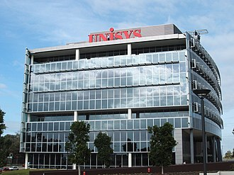 Unisys - Image: Unisys Building Sydney