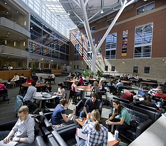 University of Guelph - Science Complex Atrium