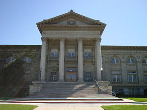 Redlands, California - University of Redlands