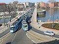 Uniwersytecki Bridge in Wrocław 2.jpg