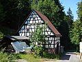 Untere Getreide-Mühle von 1843 am Schlittenbach - panoramio.jpg