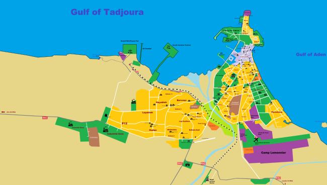 Djibouti city Wikipedia