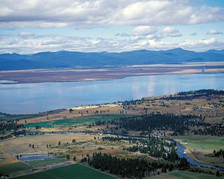 Upper Klamath Lake lake in the United States of America