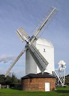 Stanton, Suffolk Human settlement in England