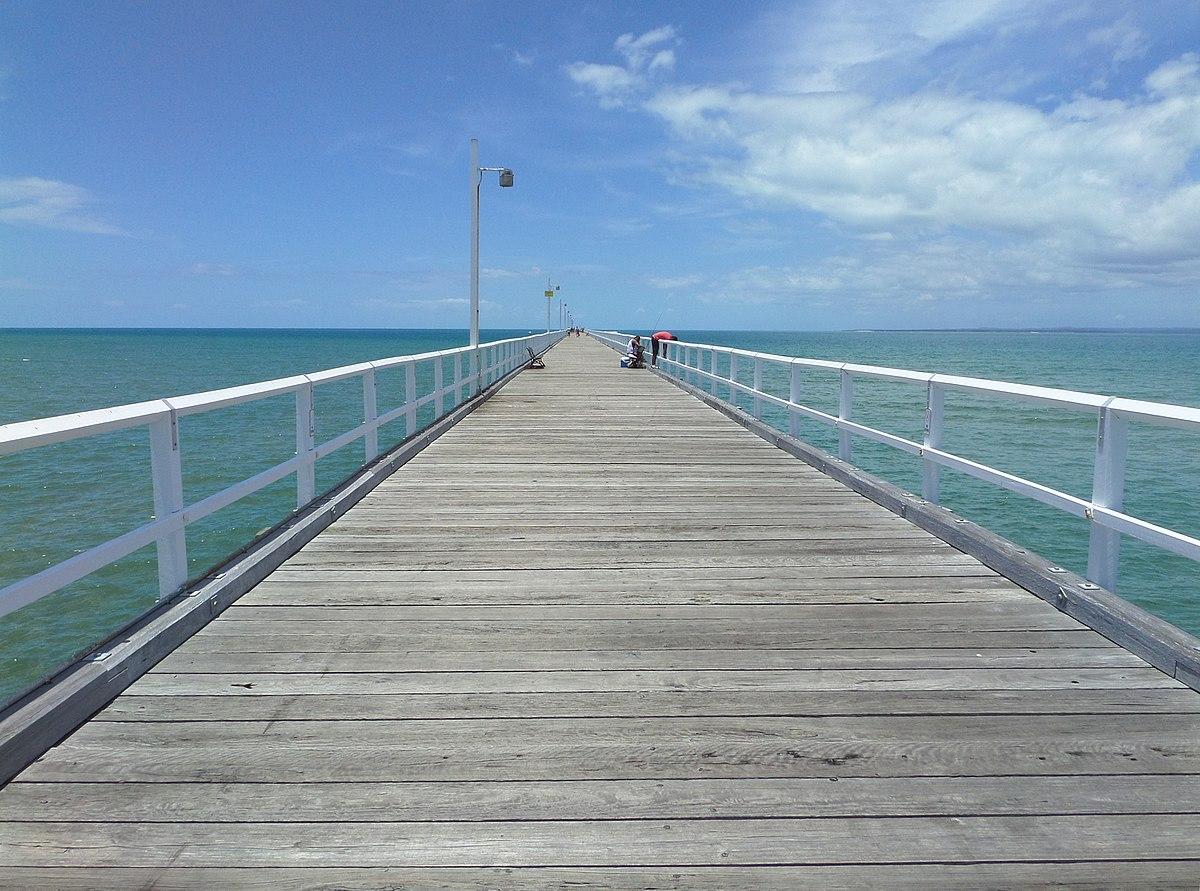 Urangan Pier - Wikiped...
