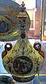 Urbino, bottega fontana, fiasca a raffaellesche con ratto d'europa, diana e atteone, 1560-70 ca..JPG