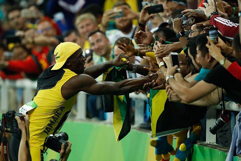 File:Usain Bolt Rio 100m final 2016d.jpg