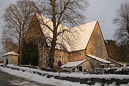 Värmdö kirke