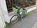 Vélo Vélib' Rue Squeville Fontenay Bois 1.jpg