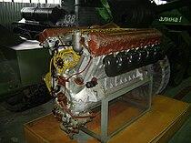 V-2 engine in the Kubinka Museum.jpg