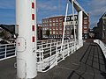 V.O.C.-brug - Delfshaven - Rotterdam - View of the bridge from the bridge - central part.jpg