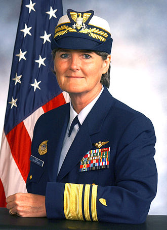Vivien Crea - Vice Admiral Vivien S. Crea, 25th Vice Commandant of the United States Coast Guard