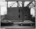 VIEW SOUTH, NORTH FACADE - 95-97 Dayton Avenue (House), 95-97 Dayton Avenue, Passaic, Passaic County, NJ HABS NJ,16-PASA,6-2.tif