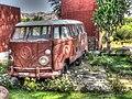 VW-Bus Wreck, Maria-Reiche-Museum near Nazca, Peru.jpg