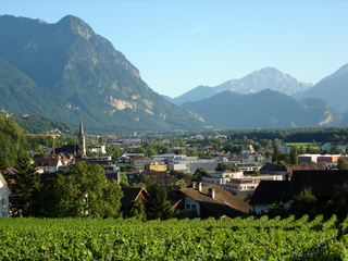Municipality in Oberland, Liechtenstein