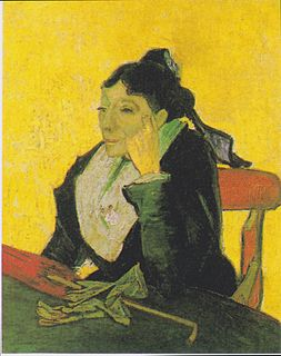 <i>LArlésienne</i> (painting) Six similar paintings by Vincent van Gogh