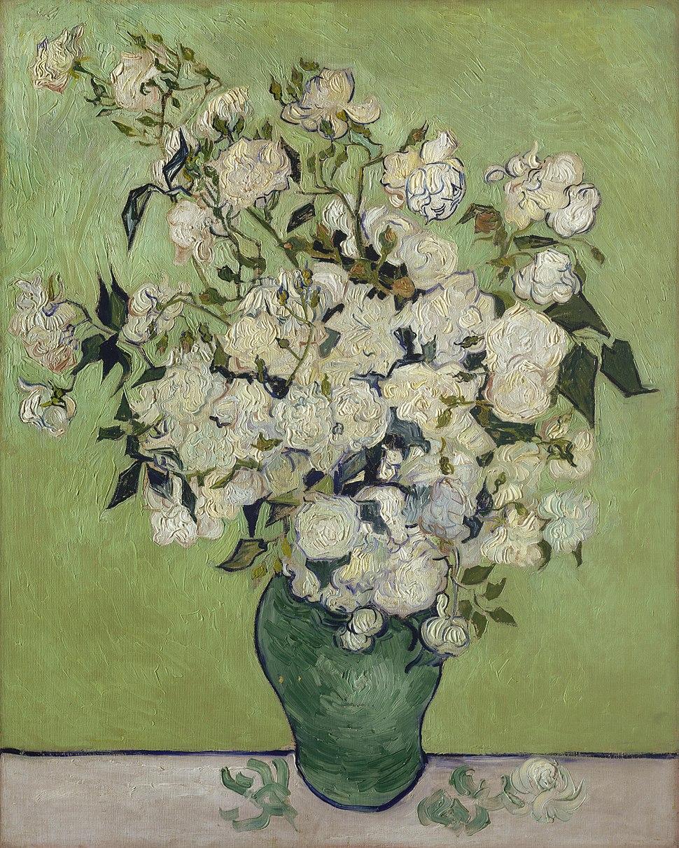 Van Gogh - Vase of Roses