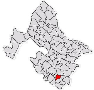 Vânători, Mehedinți Commune in Mehedinți, Romania