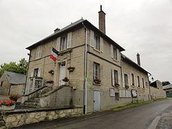 Vauxrezis (Aisne) mairie.JPG