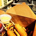 Vegan corn dogs! (8286710046).jpg