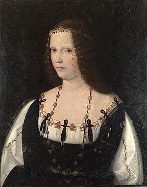affiche Lucrezia Borgia