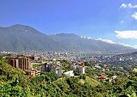 Venezuela - Caracas - Mirador de Valle Arriba.jpg