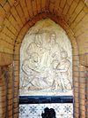 venray oostrum, rijksmonument 524006 trans cedron kruiswegstatie 11
