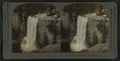 Vernal Fall and Rapids, Yosemite Valley, Cal. U.S.A, by Singley, B. L. (Benjamin Lloyd) 2.png