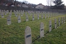 Vesoul Tombes musulmanes du cimetière militaire de Navenne 4.jpg