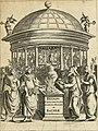 Veterum Romanorum Religio castrametatio, disciplina militaris ut and balneae ex antiquis numismatibus and lapidibus demonstrata (1686) (14781214084).jpg