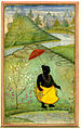 Viṣṇu as Vāmana, the dwarf incarnation, about to draw water from a well..jpg