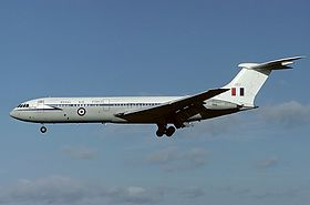 Vickers VC-10 de la Royal Air Force