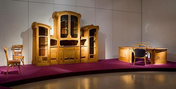 Victor Horta Meubelen van Turijn KBS-FRB
