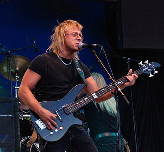 Victor Borge (bassist) - Image: Victor borge