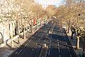 Victoria Embankment, looking eastward from Waterloo Bridge.jpg