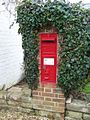 Victorian postbox, South End - geograph.org.uk - 1099885.jpg