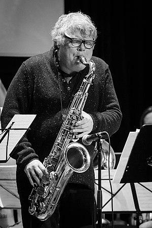 Vidar Johansen (musician) - Image: Vidar Johansen Vinterjazz 2016 Cosmopolite (202738)