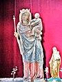 Vierge à l'Enfant, polychrome, dans l'église.jpg