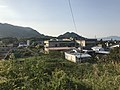 View from Ehime Prefectural Road No.51 near Kamiura Branch of Imabari City Office.jpg