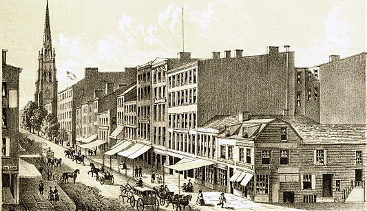 Broadway in 1834 View of Broadway, 1834 (NYPL b12349156-421536).jpg