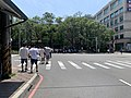 View of Jian-Xin Road and Guangfu Road Intersection, in Hsinchu.jpg