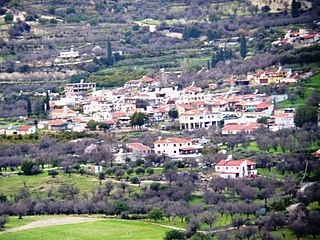 Limnatis, Limassol village in Limassol District, Cyprus