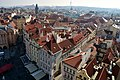 View of Prague from the top of the Old Town Hall Tower (5) (26016435830).jpg