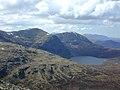 View west from Beinn Liath Mhor Fannaich - geograph.org.uk - 507514.jpg
