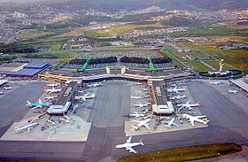 Image illustrative de l'article Aéroport international de Guarulhos