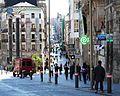 Vigo, rúa Príncipe dende a Porta do Sol.JPG