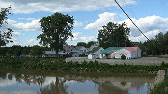 Bécancour, Quebec - Village Bécancour